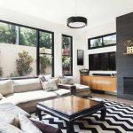 Charcoal Living Room Ideas