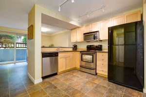 What Color Cabinets Go with Black Stainless Steel Appliances