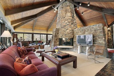 Western Decor Ideas For Living Room