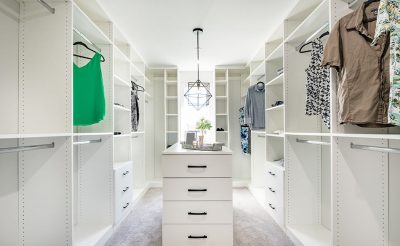 Best Colors to Paint Walk-in Closets