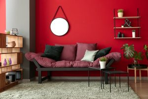 Colors that go with red
