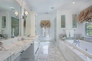 Mater Bathroom Floor Plans & Layouts