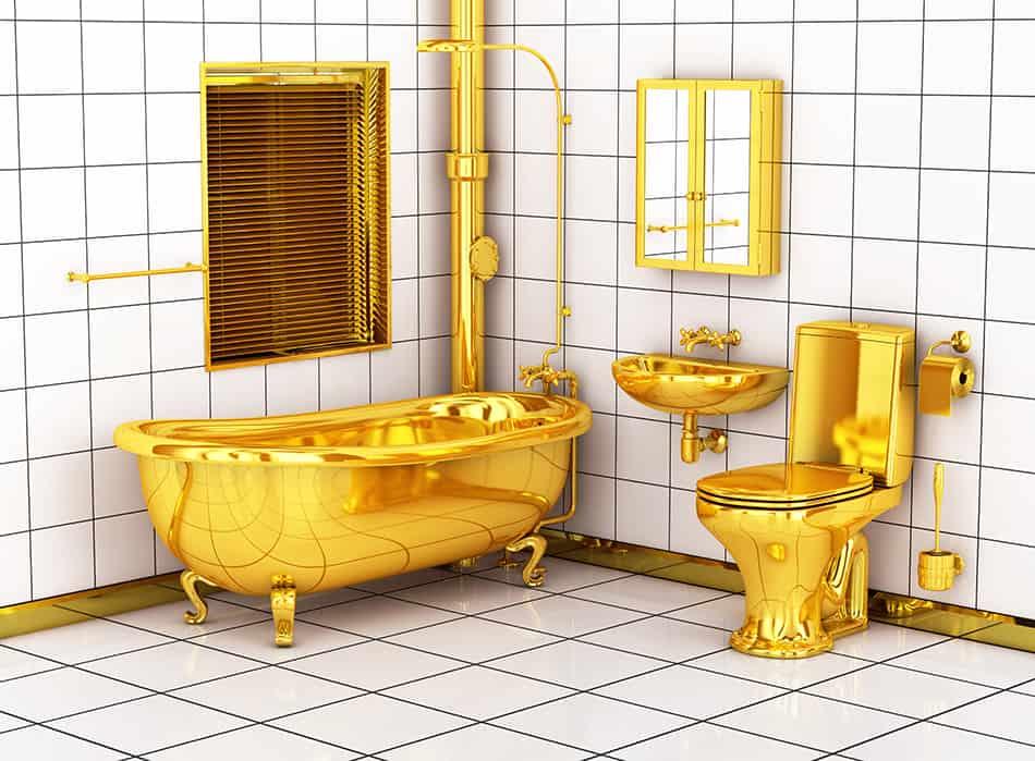 Toilet Colors