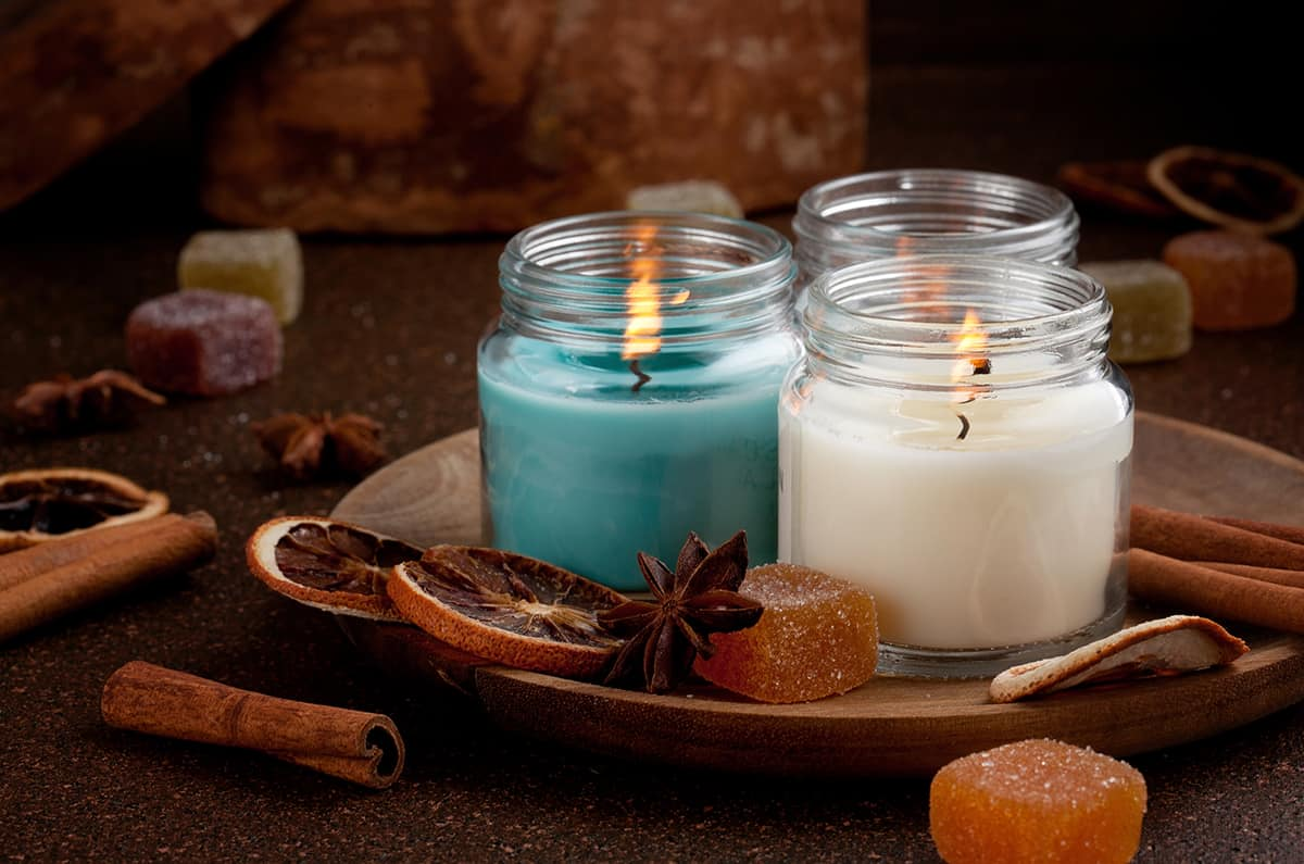 Types of Candle Scents
