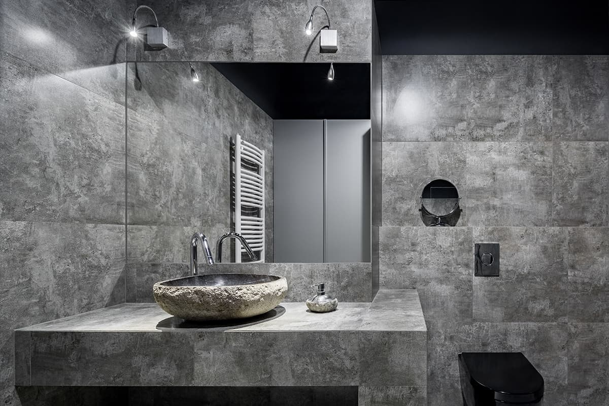 Best gray paint colors for the bathroom