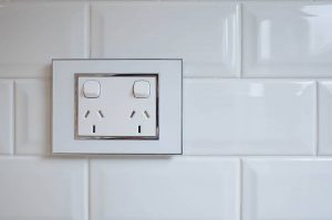 Best Color Switch Plates and Outlets for White Walls