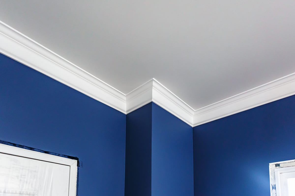 Crown Molding Size
