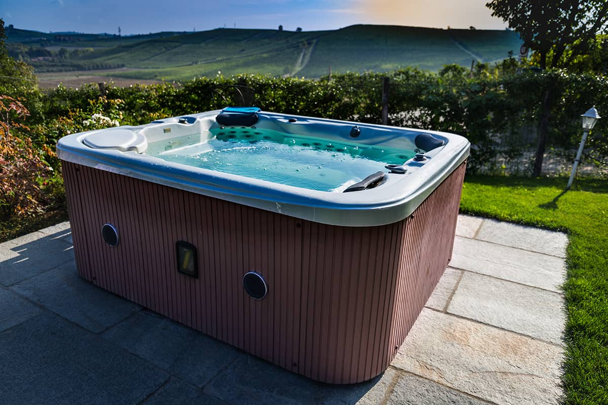 Hot Tub Dimensions and Guidelines