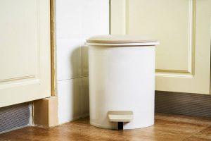 Standard Trash Can Size