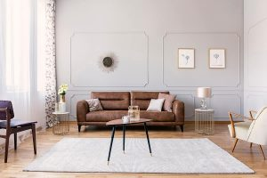 What Color Walls Go with Brown Sofa? 15 Striking Choices