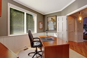 What Color Trim Goes with Gray Walls