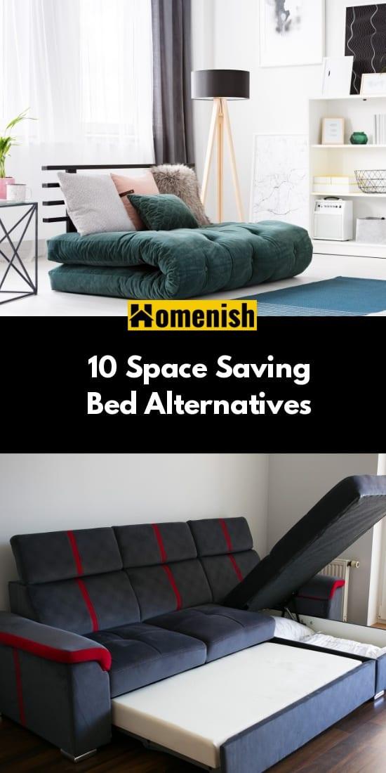 10 Space Saving Bed Alternatives