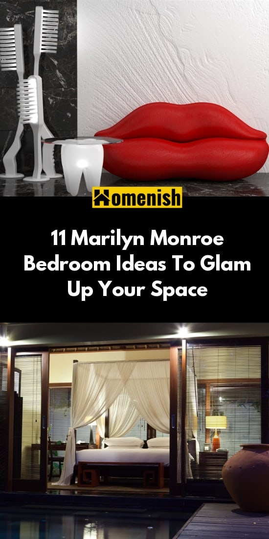 11 Marilyn Monroe Bedroom Ideas To Glam Up Your Space