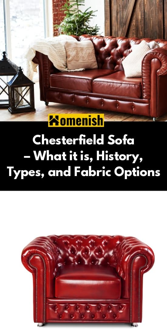 Chesterfield Sofa – What it is, History, Types, and Fabric Options