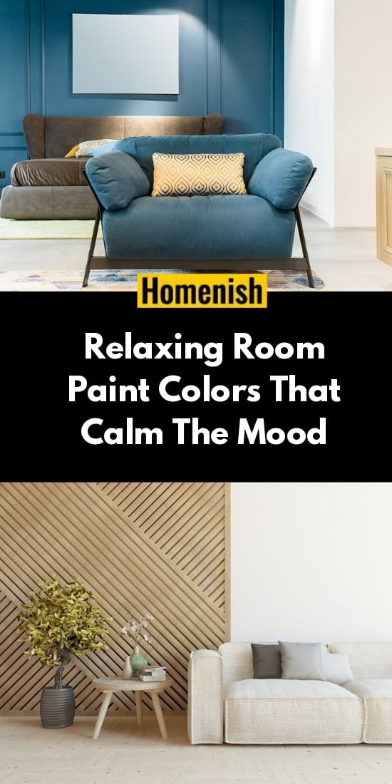 Relaxing Room Paint Colors That Calm The Mood