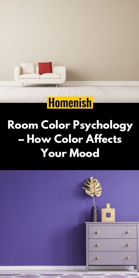 Room Color Psychology - How Color Affects Your Mood