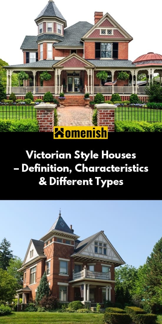 Victorian Style Houses – Definition, Characteristics & Different Types