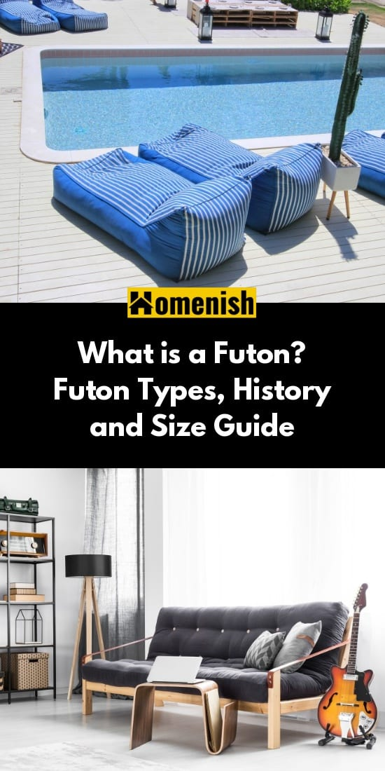 What is a Futon? Futon Types, History and Size Guide